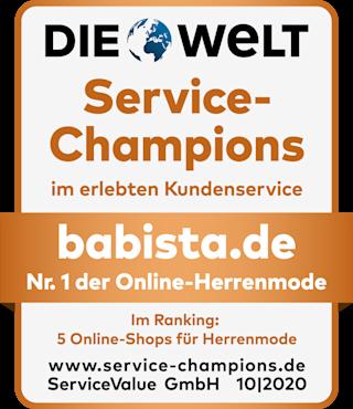 Die Welt Service Champions