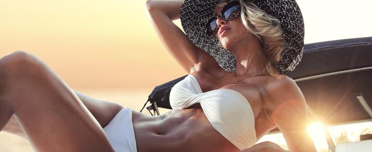 Bikini Einstieg