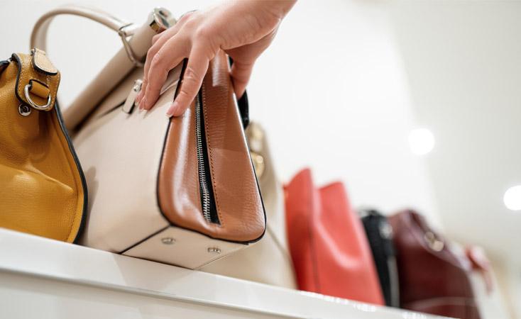 Handtaschen Einstieg