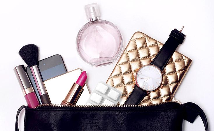 Handtaschen Inhalt
