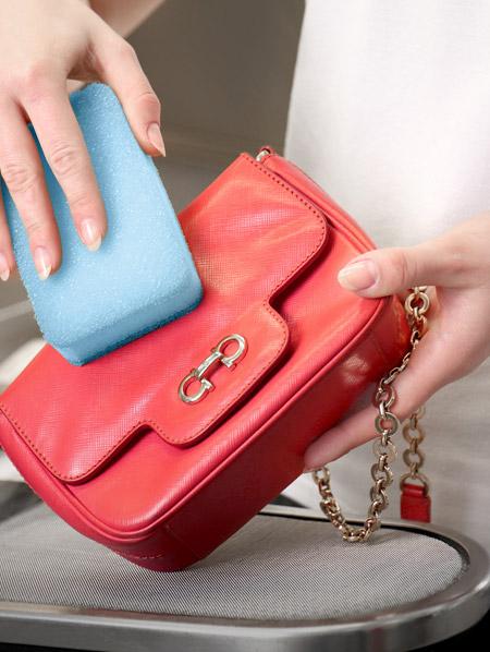 Handtaschen Reinigung