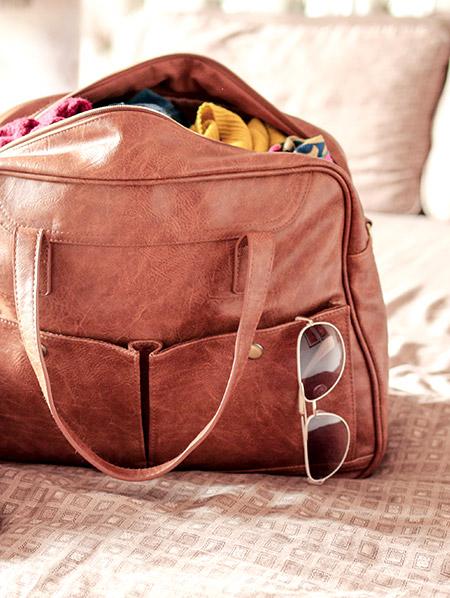 Handtaschen Weekender