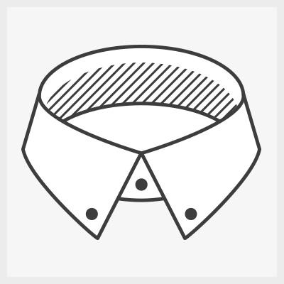 Kragen Button Down