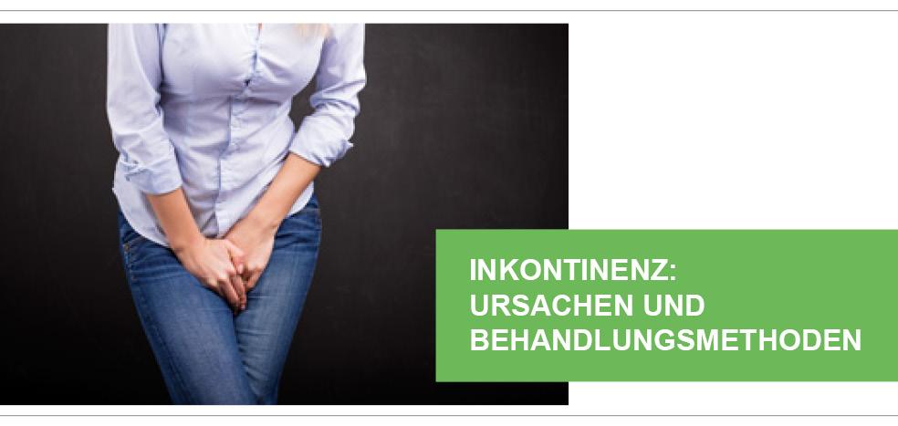 Einstieg Ratgeber Inkontinenz