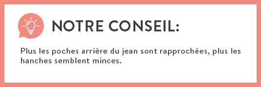Conseils WENZ  spécial jeans 3
