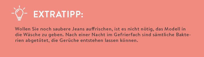 WENZ Jeans-Ratgeber Info 6