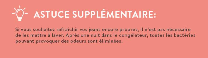 Conseils WENZ  spécial jeans 6