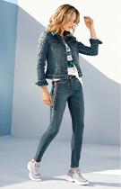 WENZ Damen-Jeans