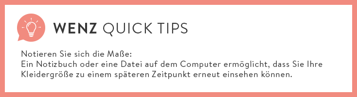 WENZ Quick Tip Herren