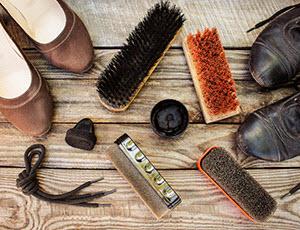 WENZ Pflegetipps Schuhpflege
