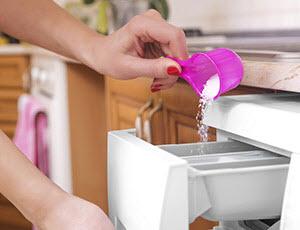 WENZ Waschmittel dosieren