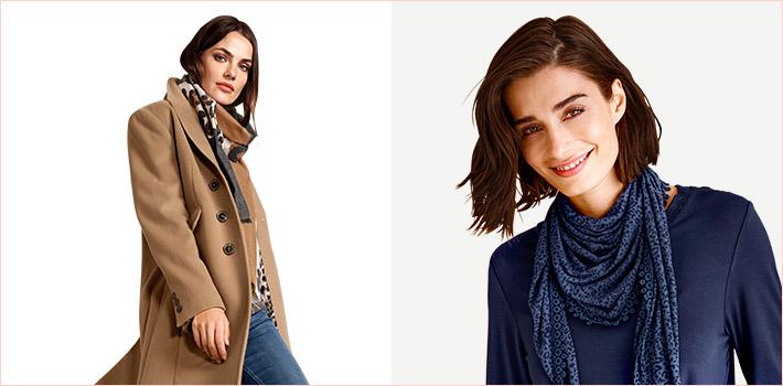 Kombination Schals