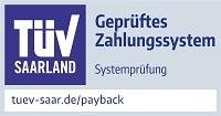 Geprüftes Zahlungssystem